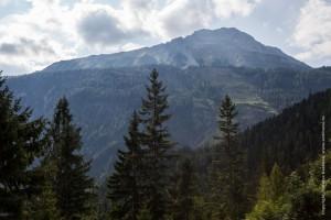 на оз. Блинд, Австрия