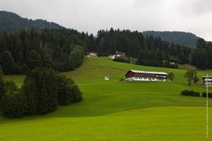 Австрийские Альпы. Сентябрь 2012