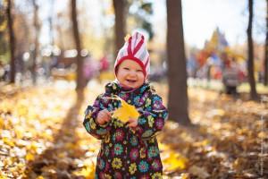 Софья и ее оранжевая осень
