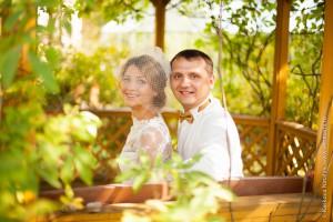 Венчание Ксении и Сергея